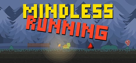 Mindless Running Banner