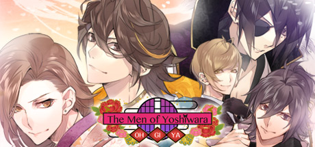 The Men of Yoshiwara: Ohgiya Banner