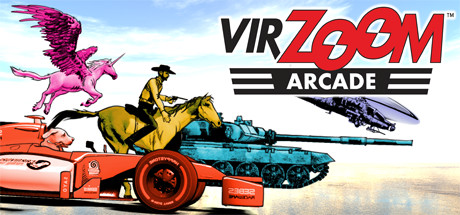 VirZOOM Arcade Banner