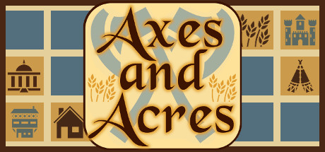 Axes and Acres Banner