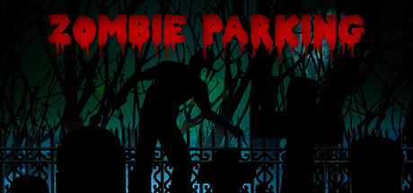 Zombie Parking Banner