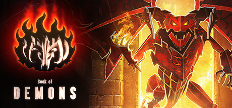 Book of Demons Banner