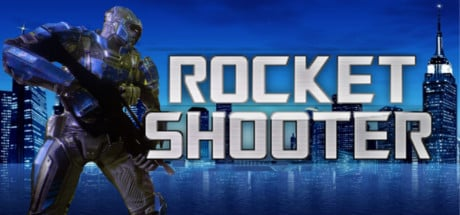 Rocket Shooter Banner