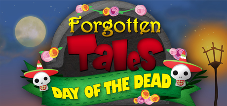 Forgotten Tales: Day of the Dead Banner