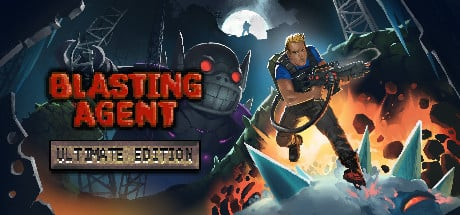 Blasting Agent: Ultimate Edition Banner
