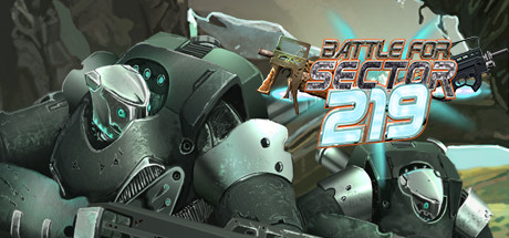 The Battle for Sector 219 Banner