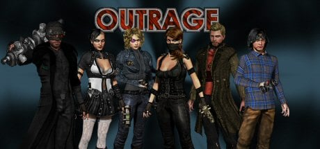 Outrage Banner