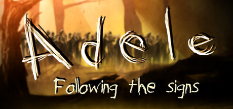 Adele: Following the Signs Banner