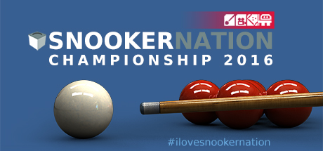 Snooker Nation Championship Banner