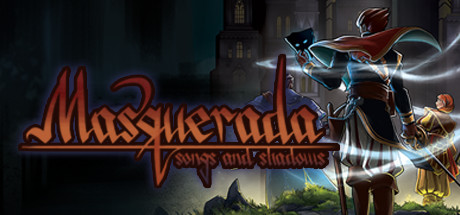 Masquerada: Songs and Shadows Banner