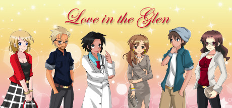 Love in the Glen Banner