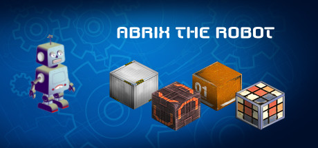 Abrix the robot Banner