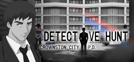 Detective Hunt - Crownston City PD Banner