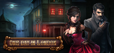 One day in London Banner