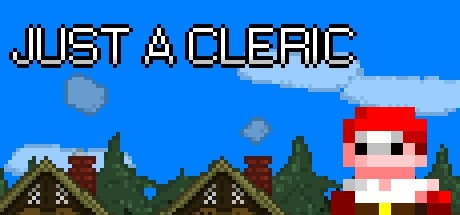 Just a Cleric Banner