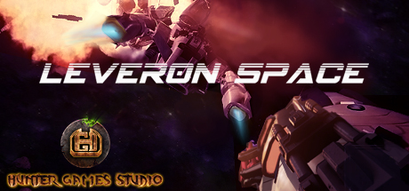 Leveron Space Banner