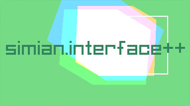 simian.interface++ Banner