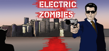 Electric Zombies Banner