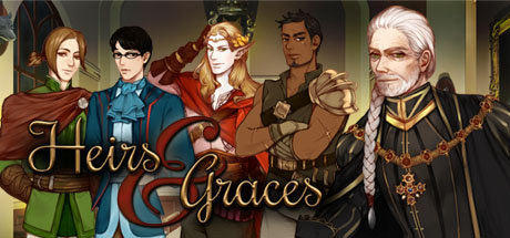 Heirs And Graces Banner
