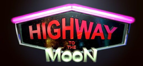 Highway to the Moon Banner