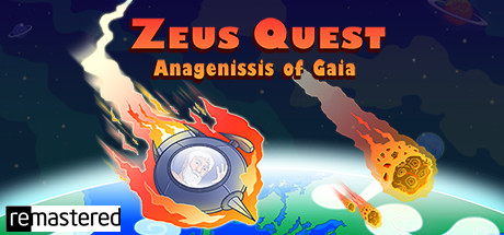Zeus Quest Remastered Banner
