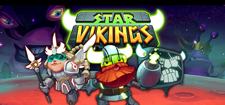 Star Vikings Banner