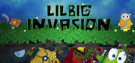 Lil Big Invasion Banner
