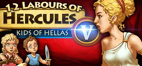 12 Labours of Hercules V: Kids of Hellas Banner