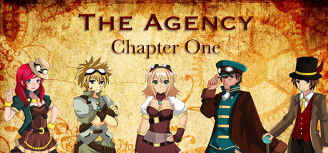 The Agency: Chapter 1 Banner