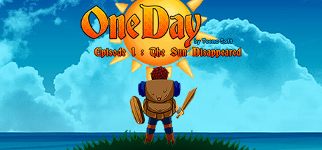 One Day : The Sun Disappeared Banner