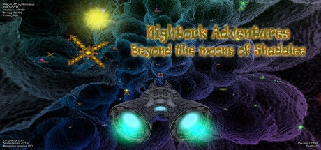 Nightork Adventures - Beyond the Moons of Shadalee Banner