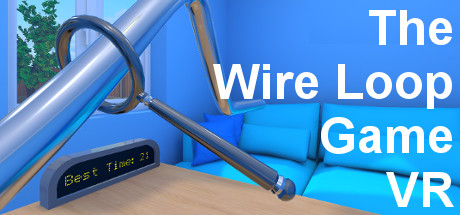 The Wire Loop Game VR Banner