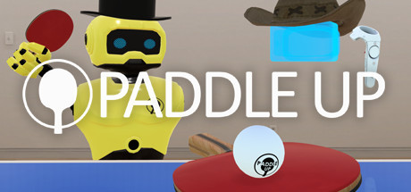 Paddle Up Banner