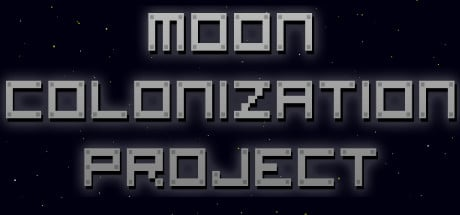 Moon Colonization Project Banner