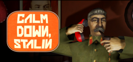 Calm Down, Stalin Banner