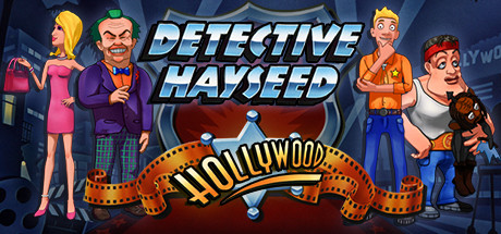 Detective Hayseed - Hollywood Banner