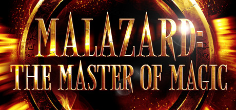 Malazard: The Master of Magic Banner