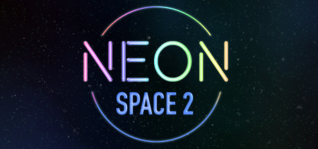 Neon Space 2 Banner