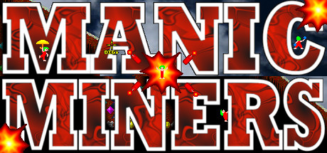 MANIC MINERS Banner