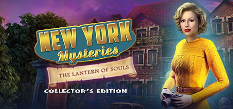 New York Mysteries: The Lantern of Souls Banner