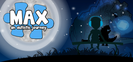 Max, an Autistic Journey Banner