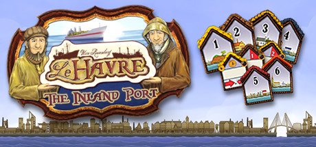 Le Havre: The Inland Port Banner