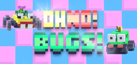 Oh No! Bugs! Banner