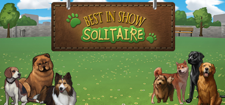 Best in Show Solitaire Banner