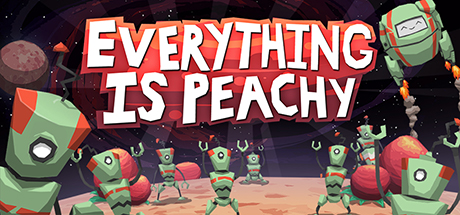 Everything is Peachy Banner