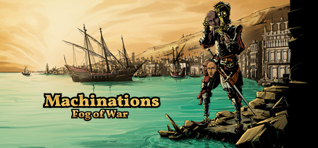 Machinations: Fog of War Banner
