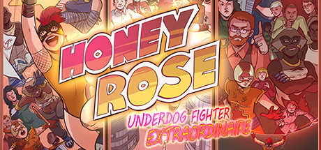 Honey Rose: Underdog Fighter Extraordinaire Banner