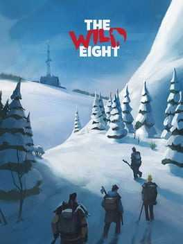 The Wild Eight Box Art