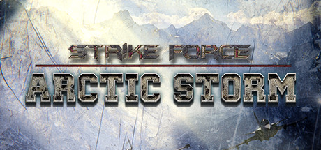 Strike Force: Arctic Storm Banner
