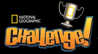 National Geographic Challenge! Trophy List Banner